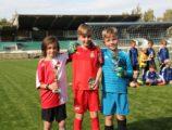 Fotbalový turnaj čtyř klubů (12/14)