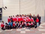 Návštěva hokejového utkání v rámci Euro Hockey Tour (1/4)