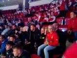 Návštěva hokejového utkání v rámci Euro Hockey Tour (2/4)