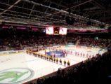 Návštěva hokejového utkání v rámci Euro Hockey Tour (4/4)