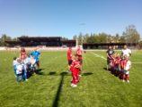 Přátelská utkání proti FSV Zwickau a FK Ostrov (1/4)