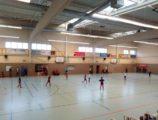 U9 na 11. ročníku halového turnaje kategorií U9 - U12 ve Zwickau (5/8)