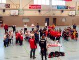 U9 na 11. ročníku halového turnaje kategorií U9 - U12 ve Zwickau (6/8)