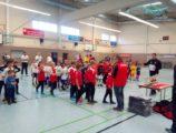 U9 na 11. ročníku halového turnaje kategorií U9 - U12 ve Zwickau (7/8)