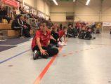 U11 na 11. ročníku halového turnaje kategorií U9 - U12 ve Zwickau (2/7)