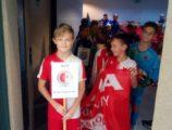 U11 na 11. ročníku halového turnaje kategorií U9 - U12 ve Zwickau (6/7)