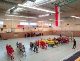 U11 na 11. ročníku halového turnaje kategorií U9 - U12 ve Zwickau (7/7)
