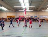 Kategorie U10 na halovém turnaji ve Zwickau (3/8)
