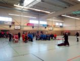 Kategorie U10 na halovém turnaji ve Zwickau (5/8)