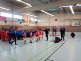 Kategorie U10 na halovém turnaji ve Zwickau (6/8)