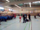 Kategorie U10 na halovém turnaji ve Zwickau (7/8)