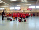 Kategorie U10 na halovém turnaji ve Zwickau (8/8)