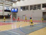 První akce roku 2020 - halový turnaj U11 v Karlových Varech (3/10)