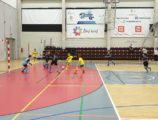 První akce roku 2020 - halový turnaj U11 v Karlových Varech (4/10)