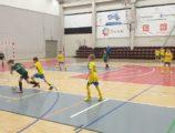 První akce roku 2020 - halový turnaj U11 v Karlových Varech (5/10)