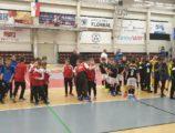 První akce roku 2020 - halový turnaj U11 v Karlových Varech (8/10)