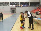 První akce roku 2020 - halový turnaj U11 v Karlových Varech (9/10)