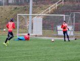 Gemeinsames Training und ein Freundschaftsspiel der U12-Kategorie (1/11)