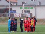 Společný trénink a přátelské utkání kategorie U12 (3/11)