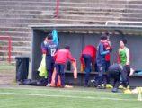 Gemeinsames Training und ein Freundschaftsspiel der U12-Kategorie (4/11)