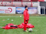 Společný trénink a přátelské utkání kategorie U12 (6/11)