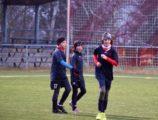 Gemeinsames Training und ein Freundschaftsspiel der U12-Kategorie (9/11)