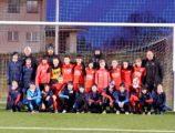 Gemeinsames Training und ein Freundschaftsspiel der U12-Kategorie (10/11)