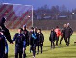 Společný trénink a přátelské utkání kategorie U12 (11/11)