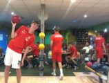 Trainingslager U19-Kategorie in Karlsbad (10/15)