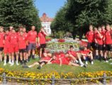 Trainingslager U16-Kategorie in Karlsbad (6/19)
