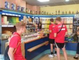 Trainingslager U16-Kategorie in Karlsbad (7/19)