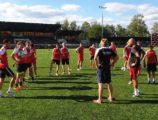 Trainingslager U17-Kategorie in Karlsbad (8/14)