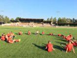 Trainingslager U15-Kategorie in Karlsbad (10/19)