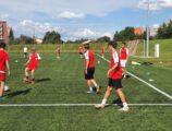 Gemeinsame Trainingseinheiten der Kategorien U16 und U17 (19/34)