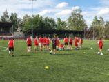 Gemeinsame Trainingseinheiten der Kategorien U16 und U17 (20/34)