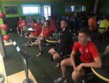 Gemeinsame Trainingseinheiten der Kategorien U16 und U17 (27/34)