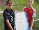 Gemeinsames Trainingslager der Kategorie U14 (4/11)