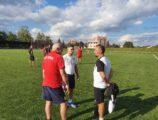 Schulung zu Thema: Übertragung aktueller Trends auf das Training in kleinen Clubs (1/16)