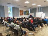 Schulung zu Thema: Übertragung aktueller Trends auf das Training in kleinen Clubs (11/16)